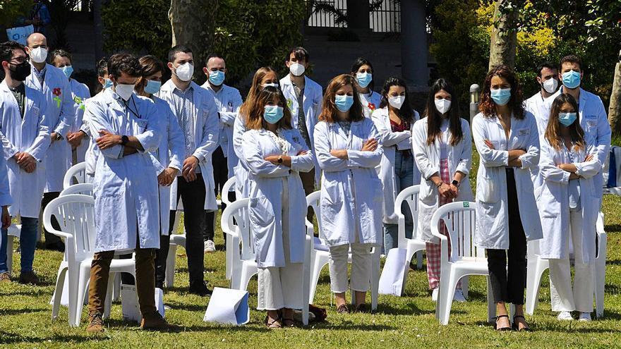 Fuga de médicos: el 40% de examinados en Galicia eligen irse fuera a hacer el MIR