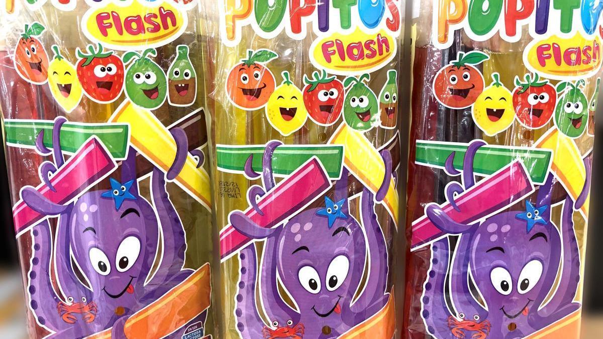 Mercadona vende 32.000 unidades al día de Flash Popitos