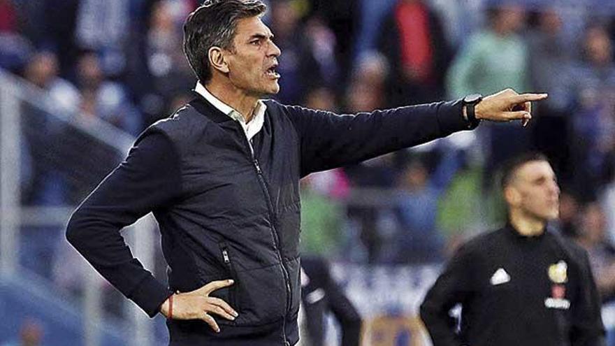 El Leganés despide a Pellegrino en vísperas de su partido con el Mallorca