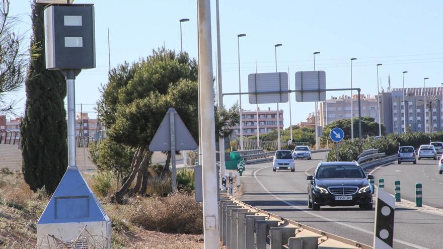 Informe DGT: Los radares con más multas de Valencia