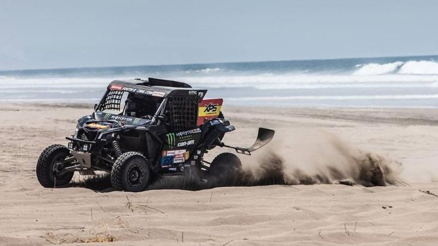 Farrés reté la segona posició del Dakar per menys de tres minuts
