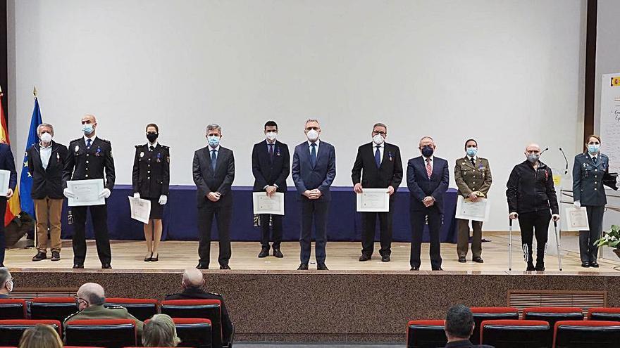 Las medallas al mérito de Protección Civil de Castilla y León premian la fortaleza social