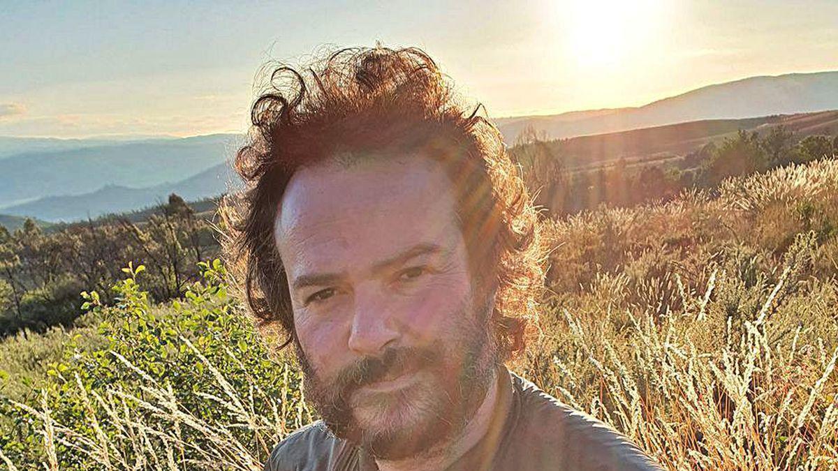 El músico coruñés Luis Moro.