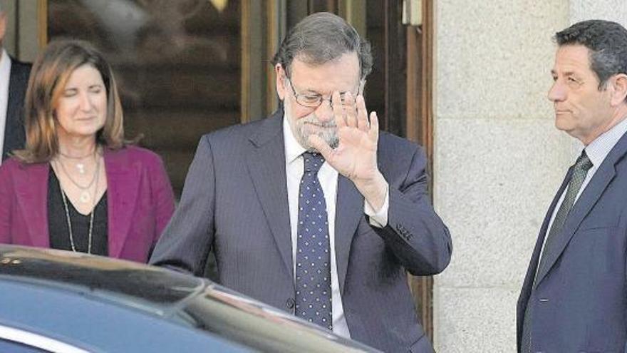 """Rajoy considera una """"reparación moral"""" la ratificación de la condena por """"Gürtel"""""""