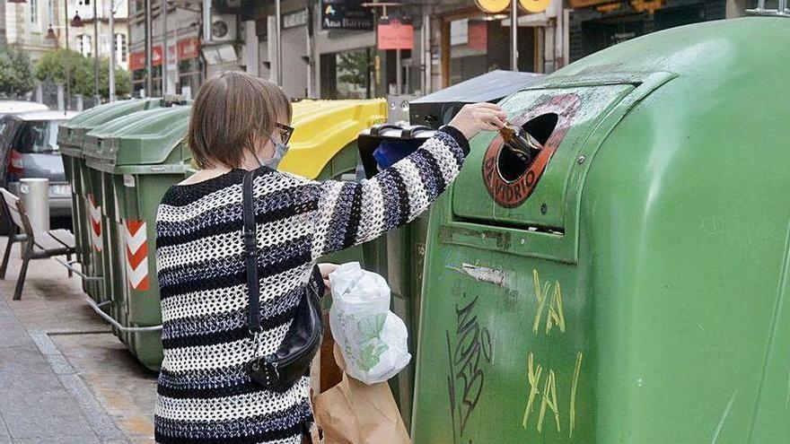 Pontevedra se supera en reciclaje: un 51% más en papel y el 19% en envases