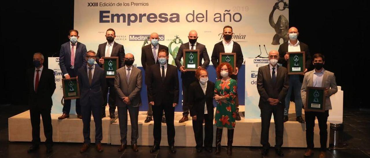 Frost-trol, Empresa del Año 2019 de 'Mediterráneo'