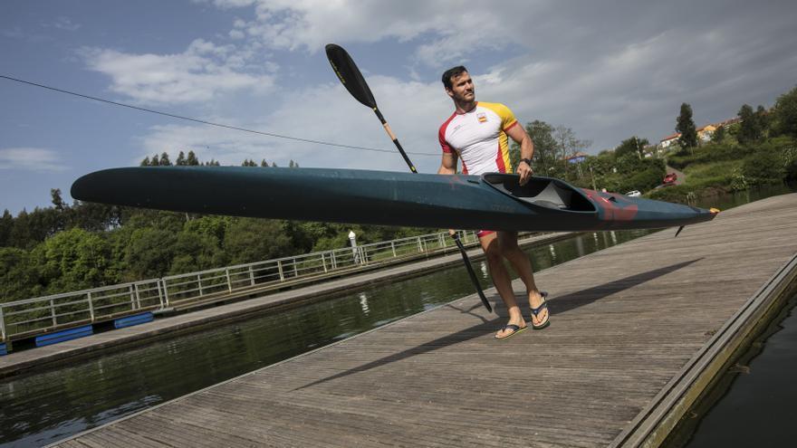 Saúl Craviotto participará en el V Día del Deporte Urbano de Avilés, el sábado