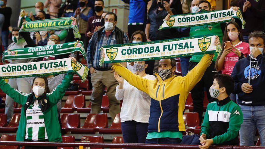 """""""Quiere a quien te quiere"""", la campaña del Córdoba Futsal"""