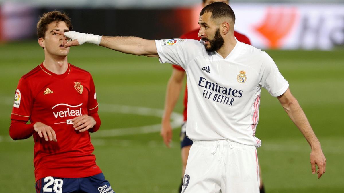 LaLiga Santander | Real Madrid - Osasuna