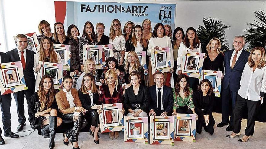 La revista 'Fashion&Arts' entrega sus premios de belleza