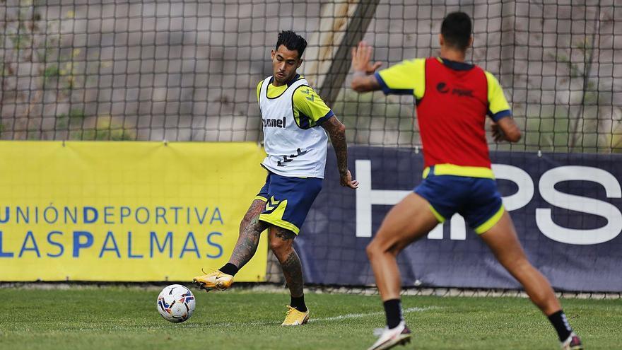 Sergio Araujo se suma a Pejiño en la lista de bajas para el derbi