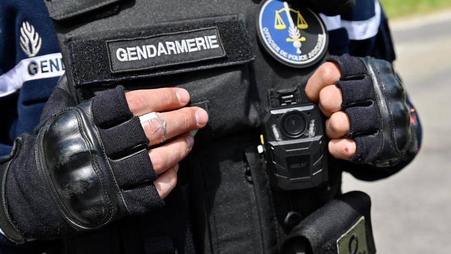 Se entrega el presunto asesino al que buscaban 350 gendarmes en Francia