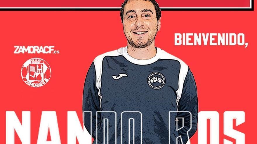 Nando Ros, nuevo analista del Zamora CF