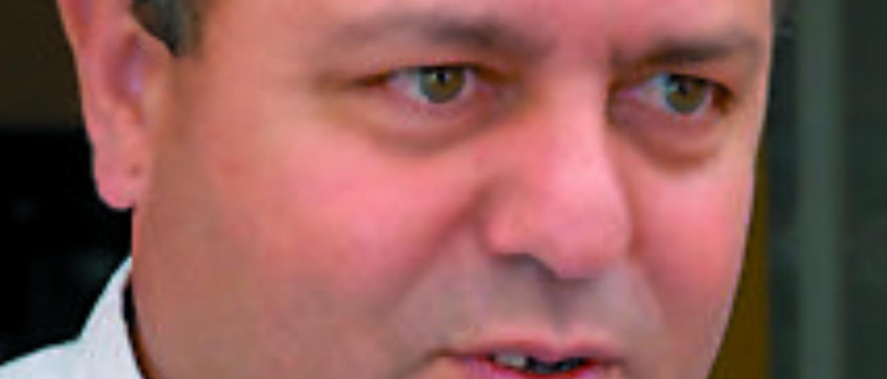 Antonio Vega, propietario del bar Fregoli