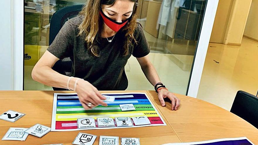 Mater inicia un programa para mejorar la comunicación funcional