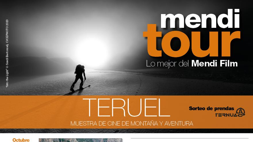 Mendi Tour - Cumbre de escalada en Teruel