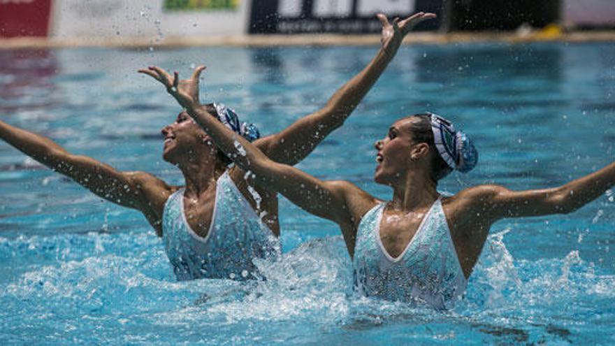 Gemma Mengual y Ona Carbonell, muy cerca de Río