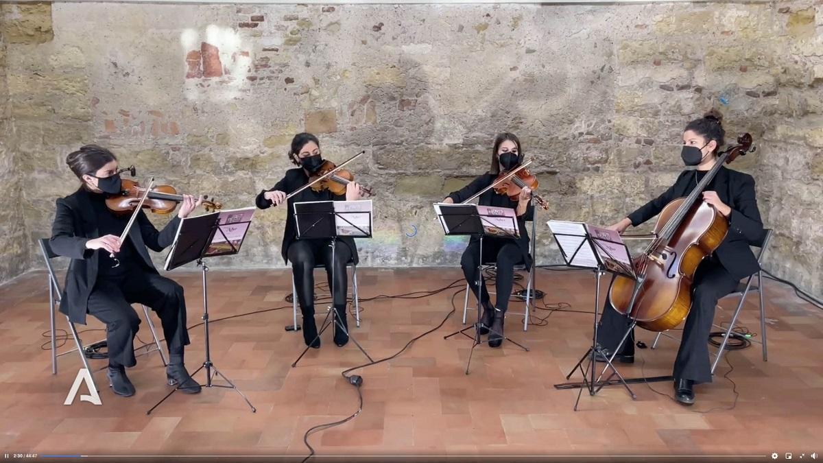 La Sinagoga despide el año con música clásica