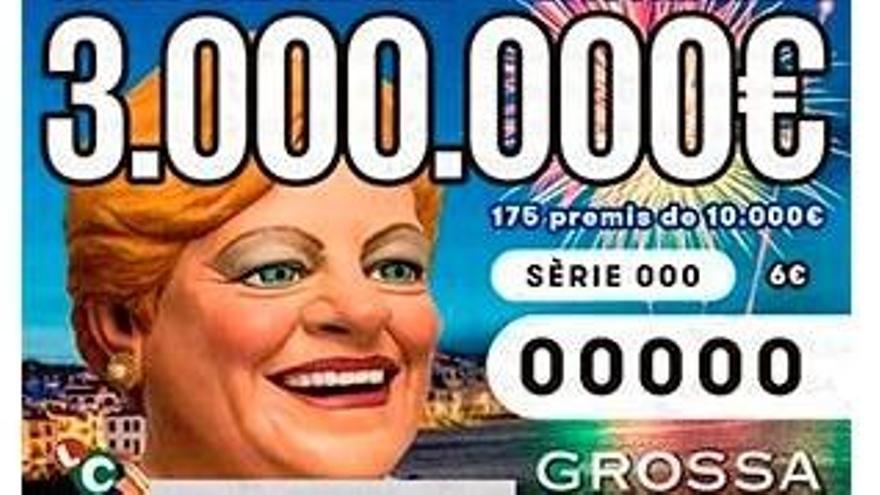 Grossa de Sant Joan: el premi de 3 milions d'euros queda desert