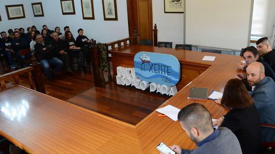 En Marea defiende que la reforma de la Ley de Costas ampara a los isleños para pedir la propiedad de las casas