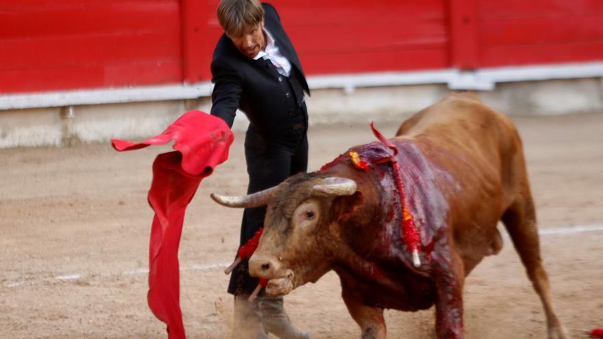 """Manuel Díaz """"El Cordobés"""" se lleva dos orejas en la vuelta de los festejos taurinos a Baleares"""