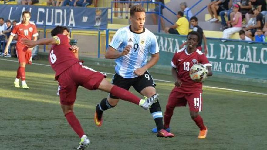 Los goles argentinos saben a Cotif