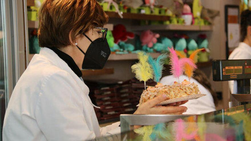 La mona protagonitza el Dilluns de Pasqua a Catalunya