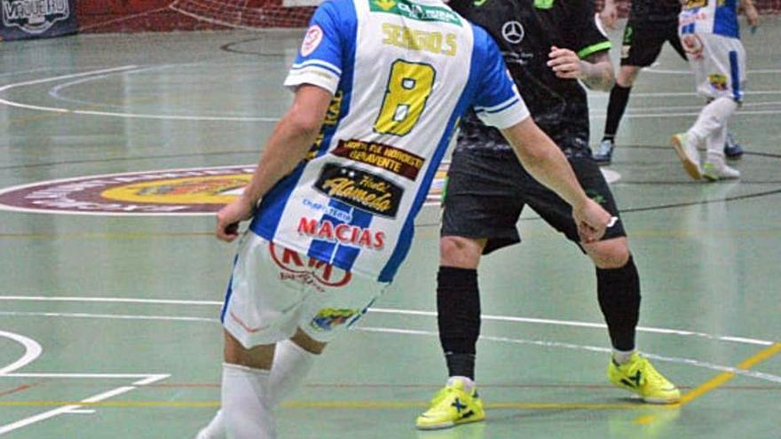 El Atlético Benavente firma un empate por todo lo alto frente al Leganés FS