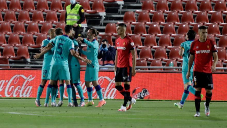 Mallorca kommt nach Corona-Pause gegen Barça unter die Räder