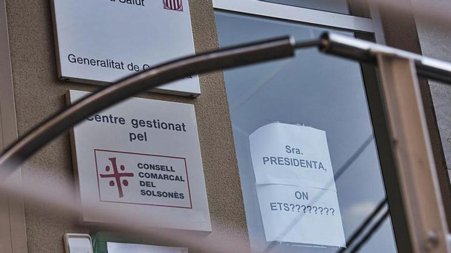 El Consell Comarcal del Solsonès marca distància amb el seu Centre Sanitari al judici pels sous