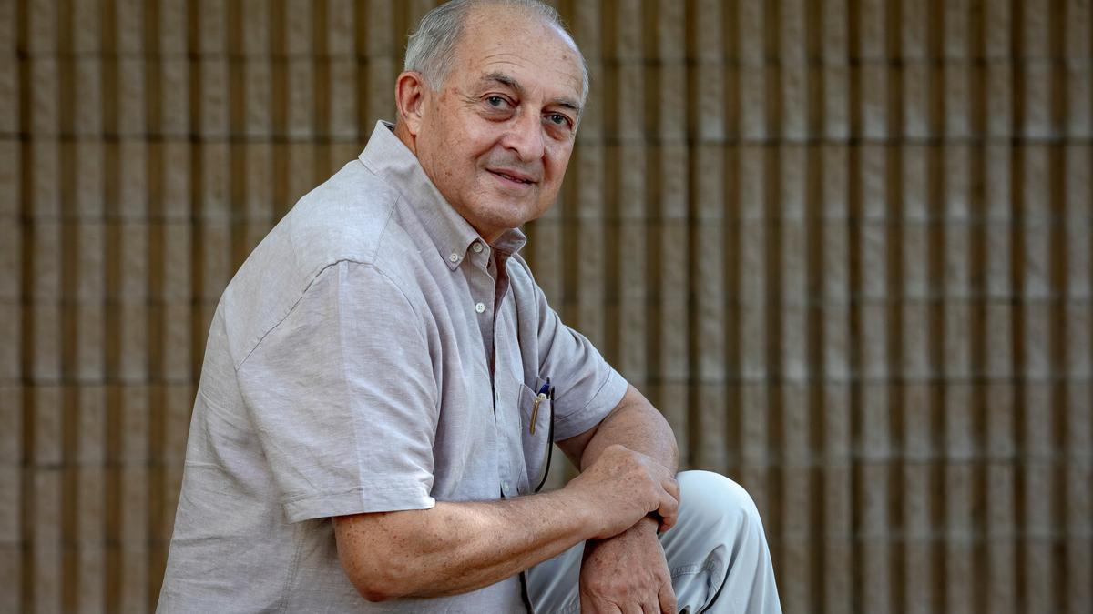 Joan Forteza, actual presidente de la Federación de Asociaciones de Vecinos de Palma.