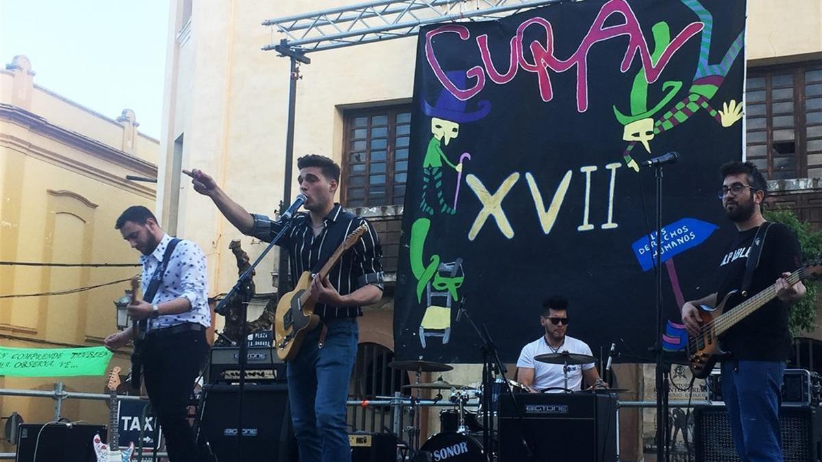 Les Motriz gana el concurso de grupos noveles del Festival Guoman 2019