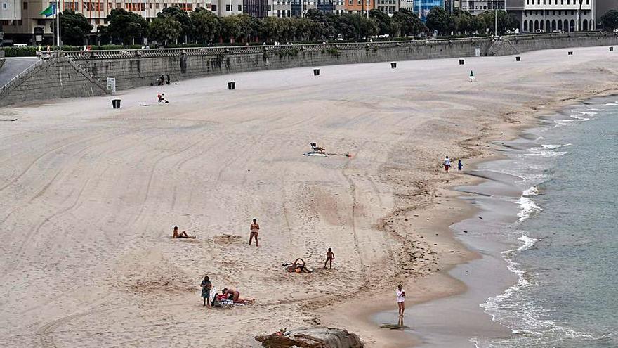 """Galicia registra un verano """"ligeramente frío"""" y con un 20% más de lluvias de lo habitual"""