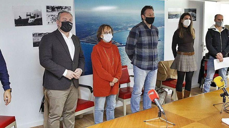 La Mesa de la Ría do Burgo exige a Gobierno y Xunta compensaciones a los mariscadores