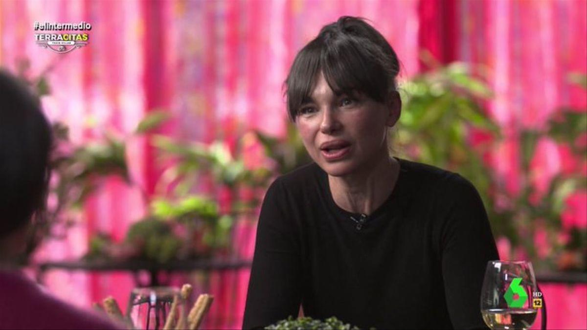Beatriz Montañez en 'El Intermedio'.