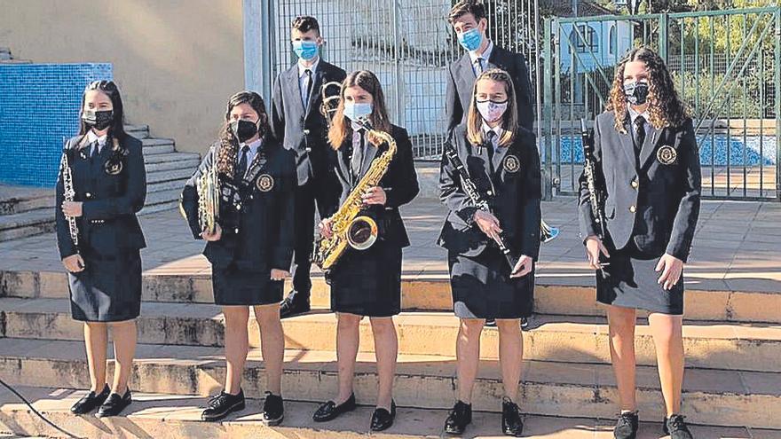 La banda de Gata cumple 150 años e incorpora siete músicos