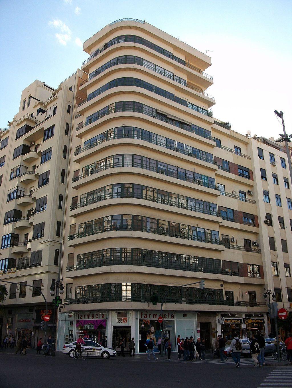 Edificios singulares en València