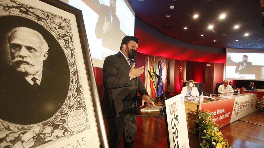UGT Córdoba afronta su congreso provincial y destaca el papel del sindicalismo en el momento actual