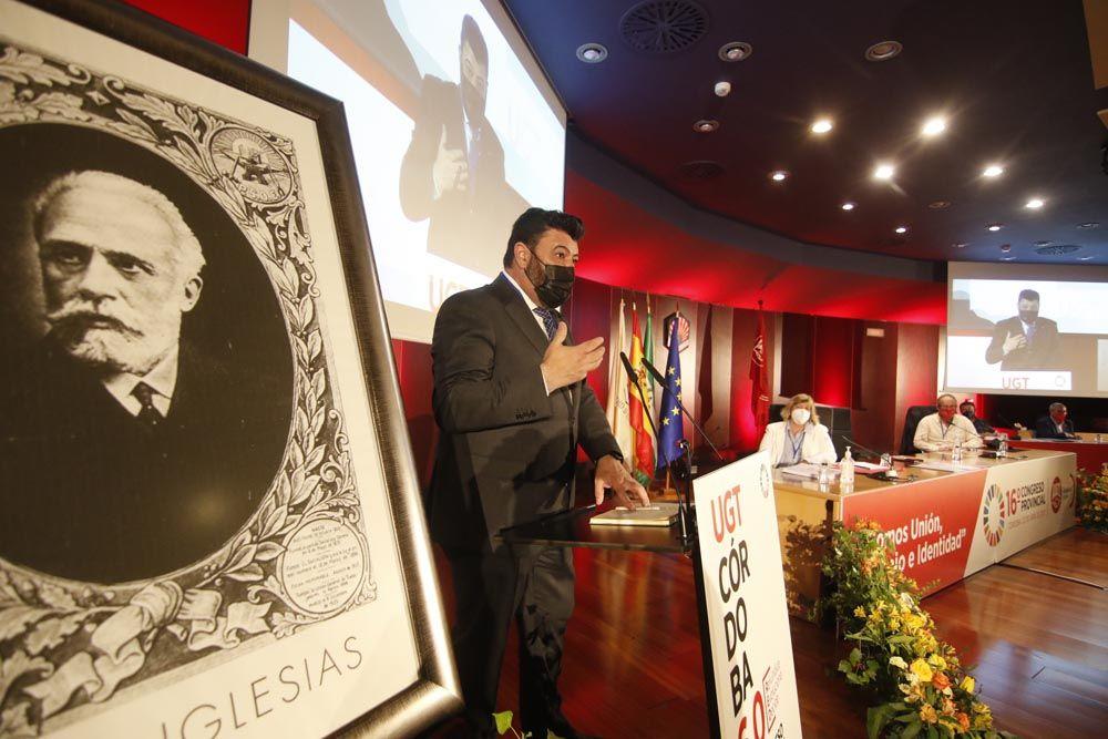 16º Congreso provincial de la UGT de Córdoba
