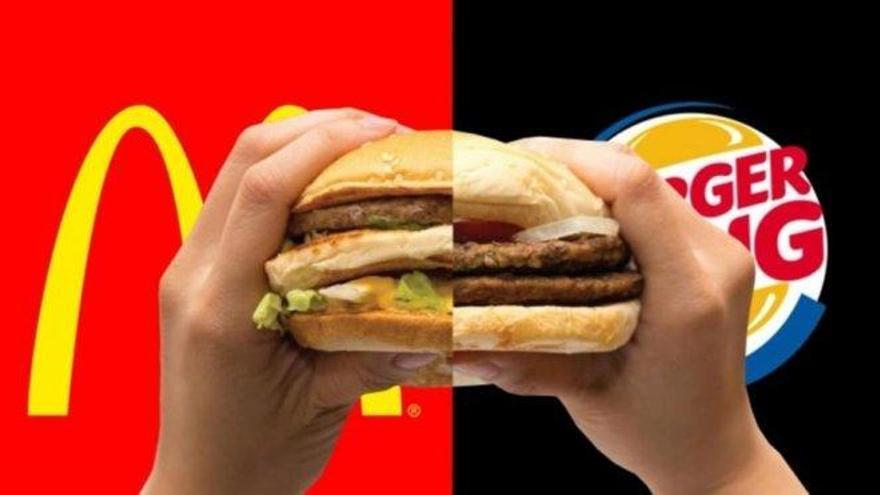 Burger King y Nesquik le ganan la batalla a McDonald's y Colacao en Twitter