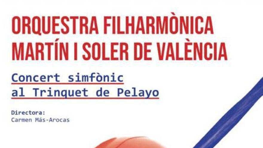 Sinfonía Cultural  en Pelayo