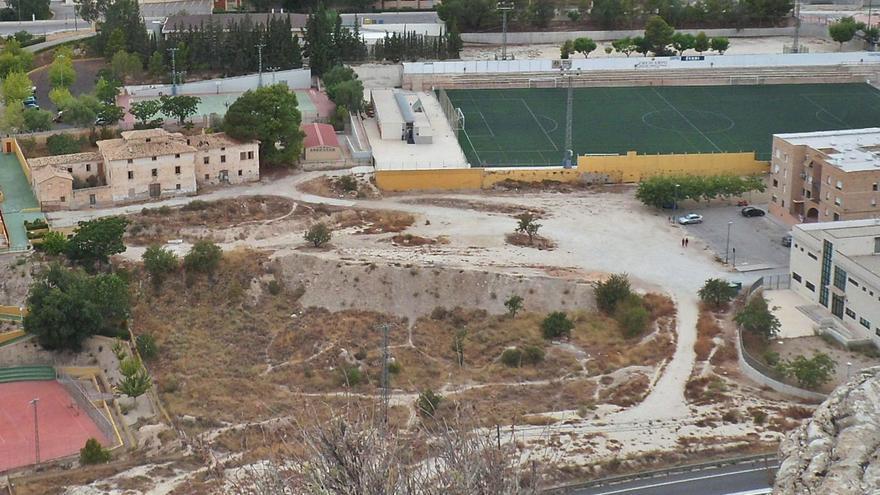 Xixona desbloquea el proyecto del pabellón cubierto gracias al cambio de postura de Ciudadanos