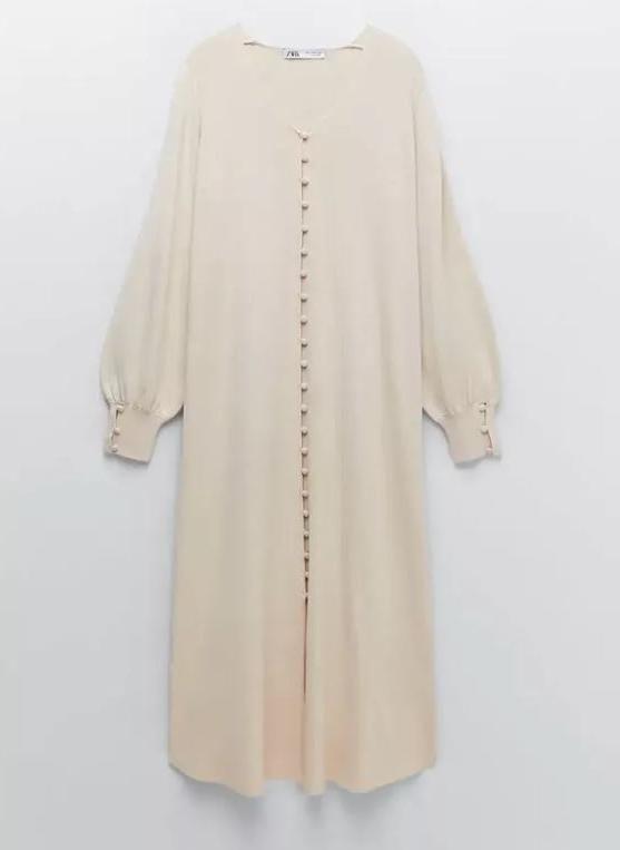 El vestido de Zara de Sara Carbonero