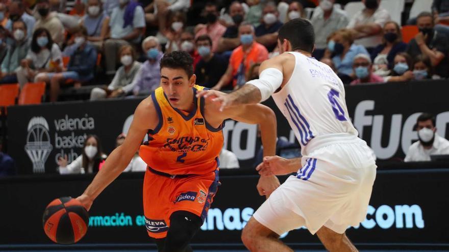 Josep Puerto ya supera sus números de la última temporada