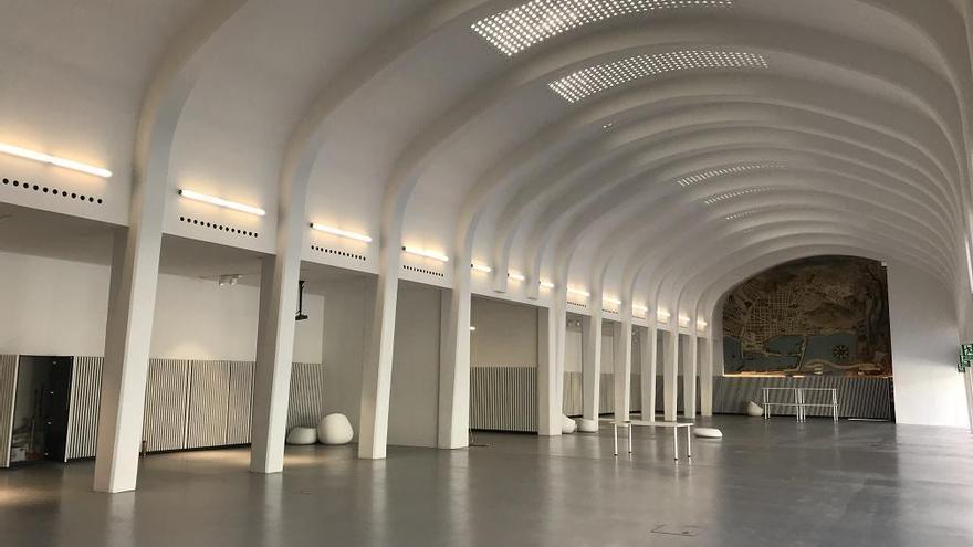 La antigua estación de autobuses de Alicante se llamará Espacio Séneca
