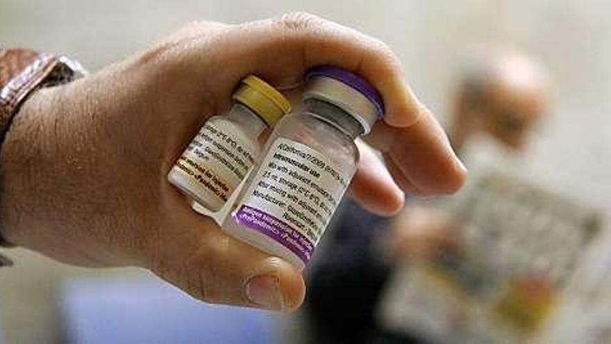La campaña de vacunación de la gripe en Asturias, en sus máximos históricos
