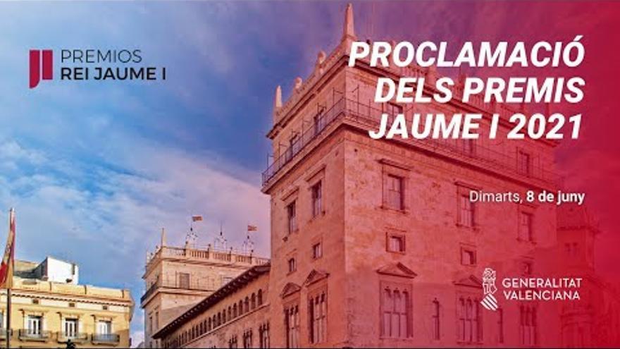 EN DIRECTO   Premis Jaume I: galardonados en las seis categorías