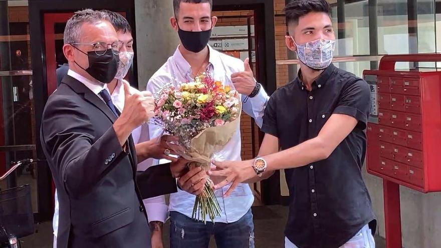 Absueltos los tres jóvenes acusados de violación en Murcia