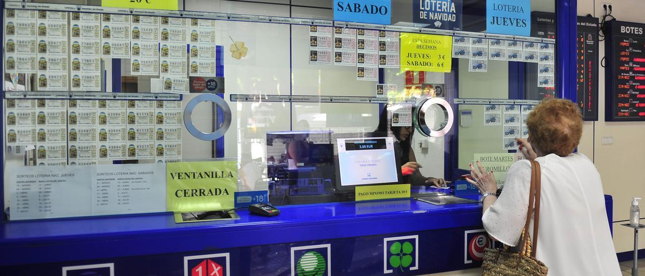 La Lotería Nacional vuelve a dar alegrías a Petrer.