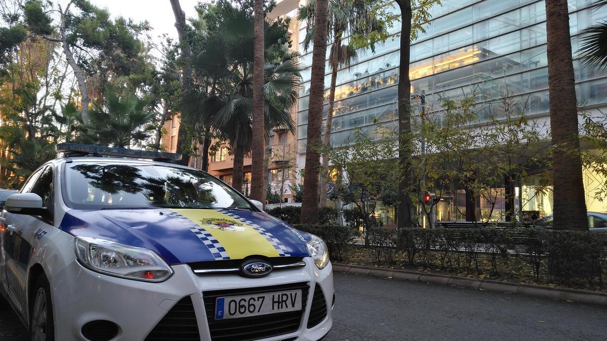 La Policía Local de Torrent realizó la detención